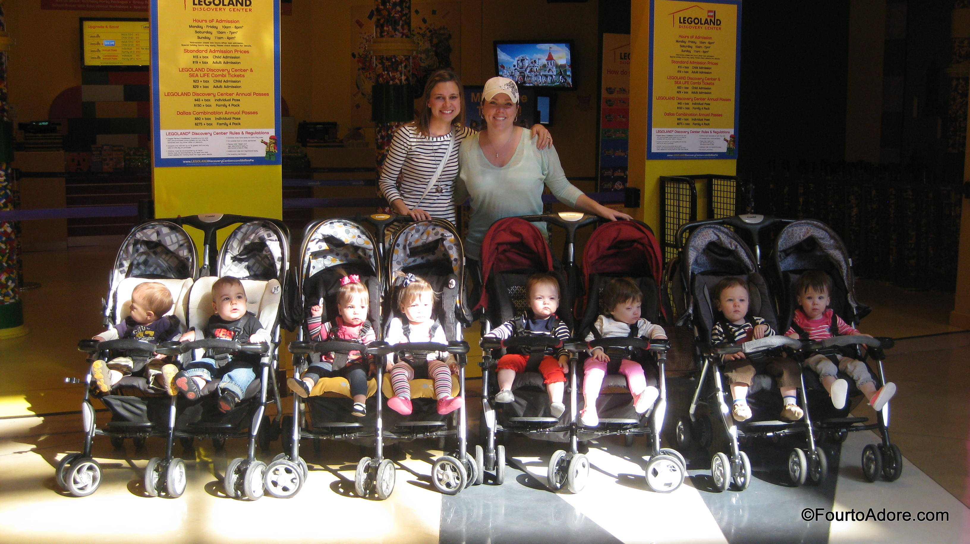 Double Pushchair For Toddlers Adventures In Legoland – Four To Adore