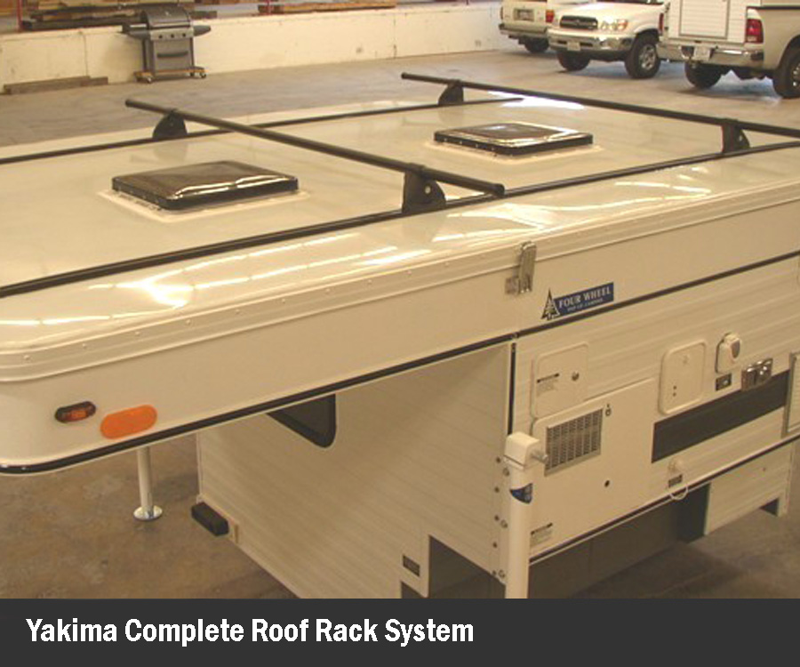 Interior Exterior Features Four Wheel Campers Low
