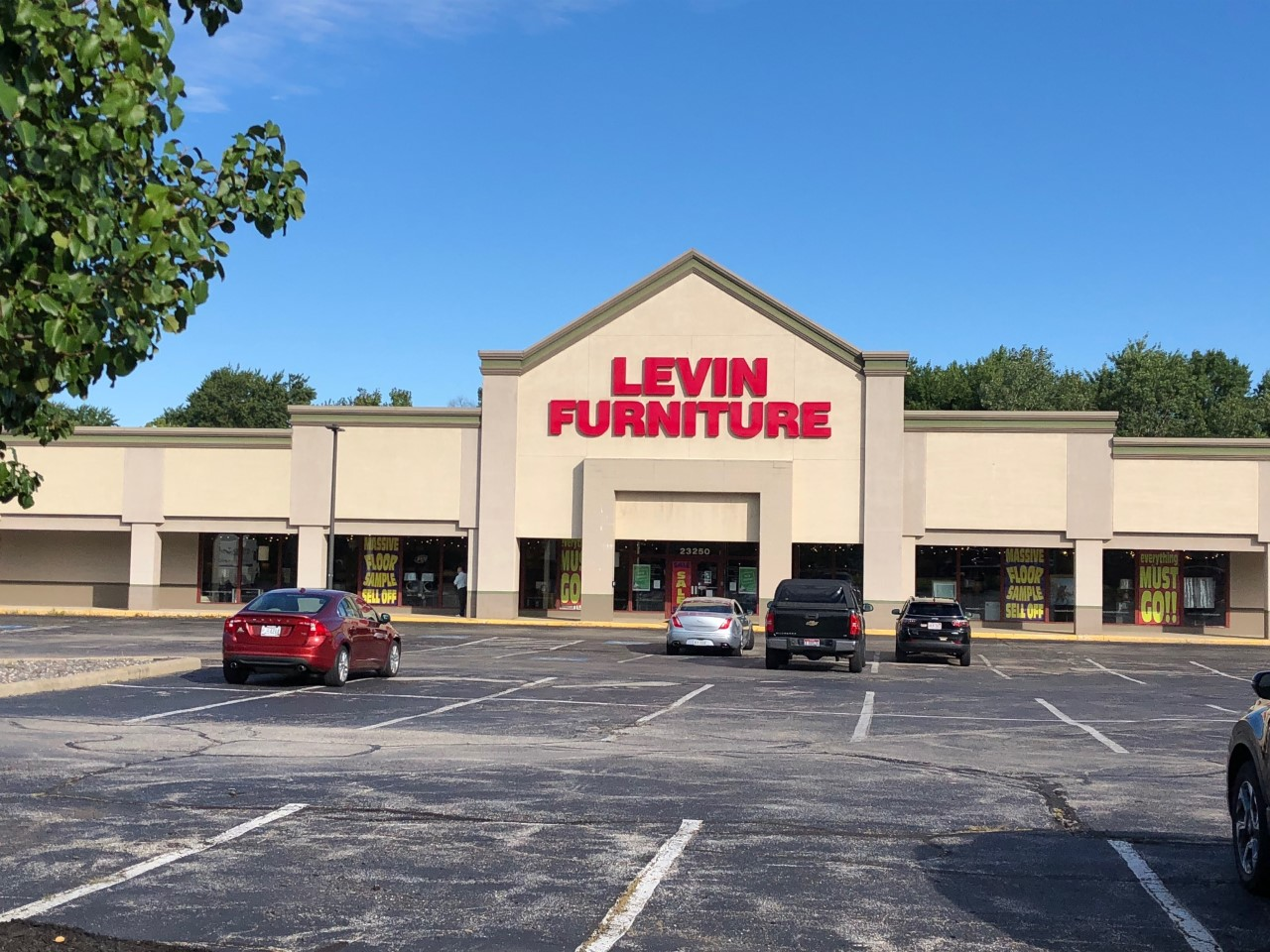Levin Furniture Closing Two Stores Due To Business Consolidation