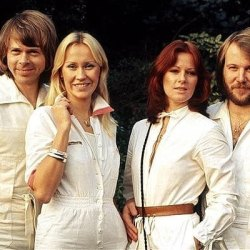 My Abba Day Fox Emerson The Original Members of Abba