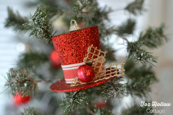 How To Turn A Dollar Tree Christmas Ornament into Frostyu0027s Vintage - dollar general christmas decorations