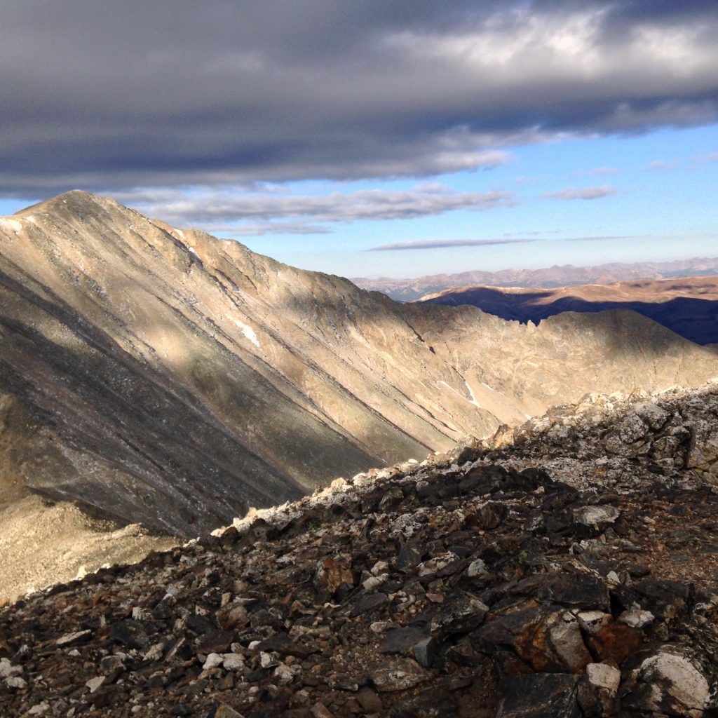Bross'net Colorado 14er Lincoln Democrat And Bross Trip Report
