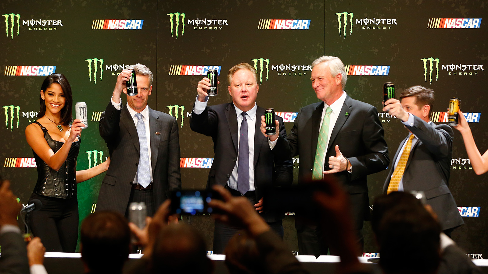 Gallery 5 thoughts on new nascar monster energy deal