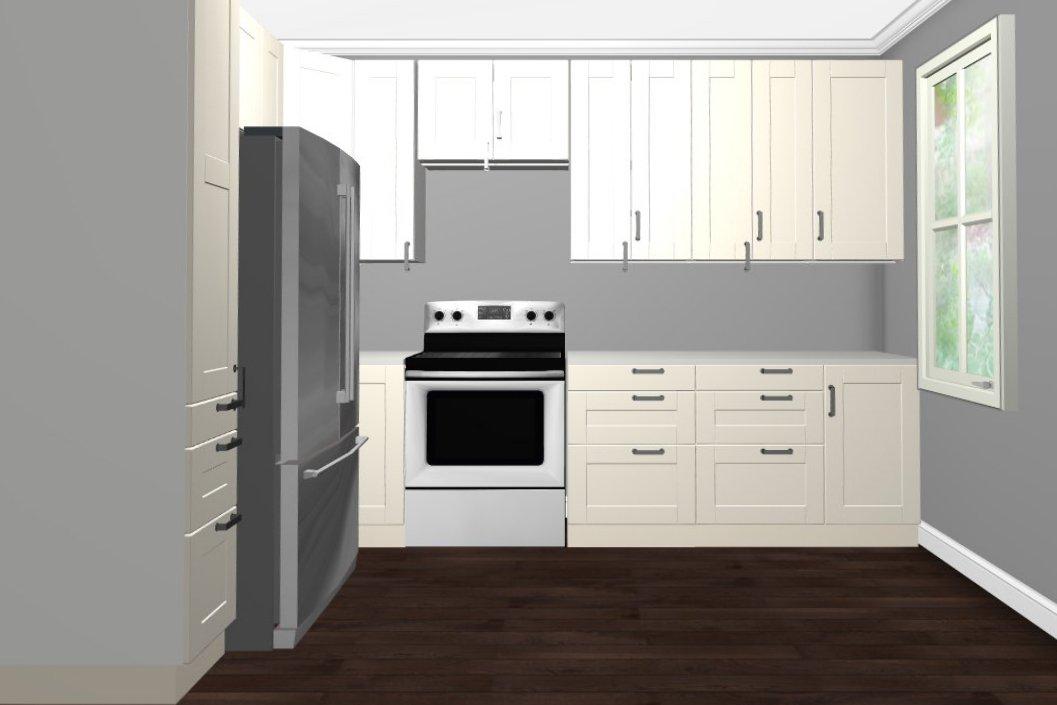 Toe wall design listitdallas - Assembling ikea kitchen cabinets ...