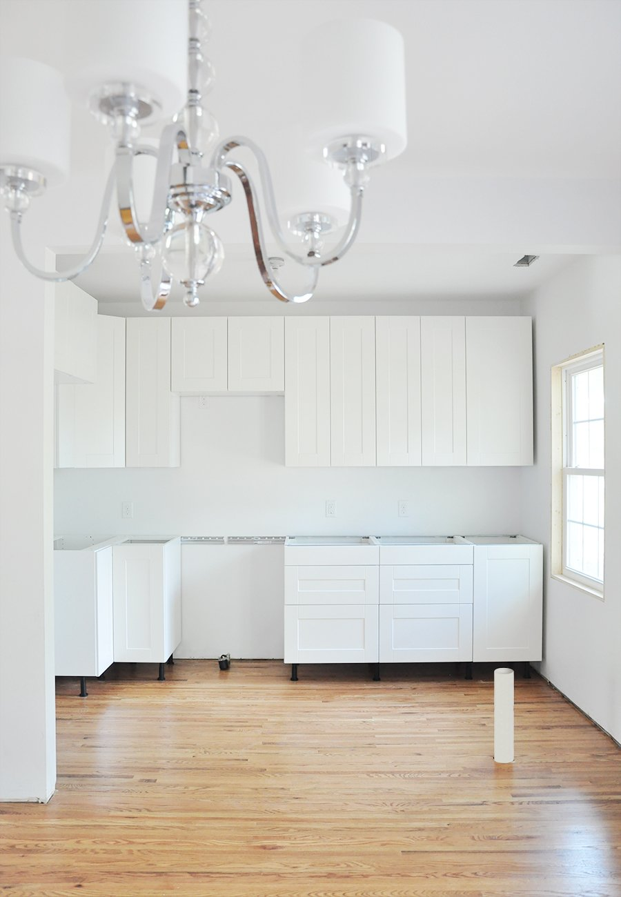 FOXYOXIE.com 15 Tips for Assembling and Installing IKEA Kitchen Cabinets 4