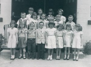 Sunday School Class of 1956