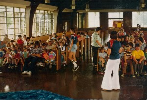 Sunday School in the 1970s