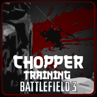 BF3 – Helicopter Training – Beggars Canyon