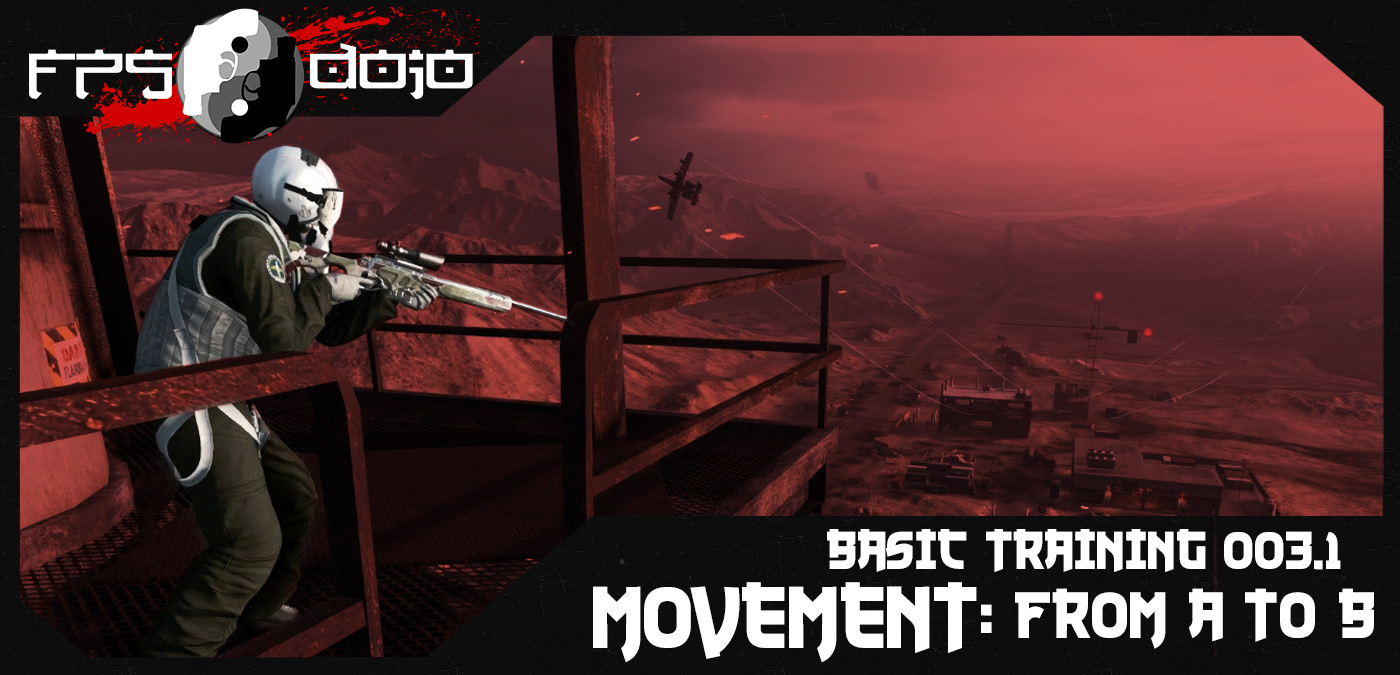 Basic Training 003.1: Movement – The Hunter