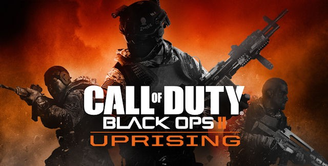 """CoD:BO2:PS3版DLC""""Uprising""""先ほど配信開始!"""