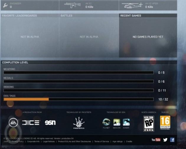 BF4 4 630x504 BATTLEFIELD 4:バトルログ2.0とビークルカスタマイズ画像がリーク、PC版の必要スペックも Battlefield 4