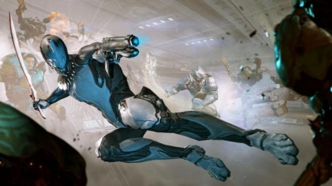 Warframe:基本無料のSF忍者シューター、PS4で独占ローンチタイトルに