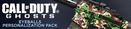 "Xbox360 Eyeballs CoD: ゴースト:""ソープ""登場確定、ハートマン軍曹の""ボイスパック""も登場! 4/22配信 CoD:Ghosts"
