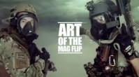 リアル:弾切れ?弾倉を使え!究極の戦術「マグフリップ」動画が世界でヒット