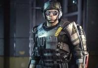CoD:AW : 新しい兵士のスクリーンショットが公開。ダンディーな見た目にもカスタマイズ可能
