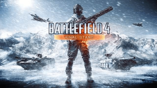 "BF4:PS ストアにて、第5弾DLC""Final Stand""の無料配信中"