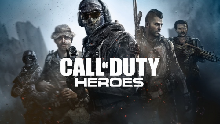 無料CoD:『Call of Duty: Heroes』がWindows 8デバイスにも登場