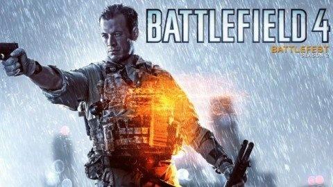 Battlefield 4:ファン感謝祭第2弾「Battlefest Season 2」開催、『BFH』ドッグタグも