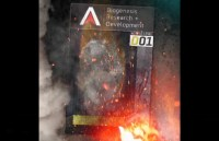 CoD:AW:謎のゾンビ動画公開「機密情報、生体研究所、汚染、内臓…」