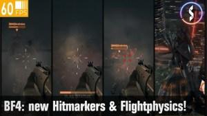 BF4:ヒットマーカーの詳細設定やヘリのフライトモデルがアップデート(CTE)