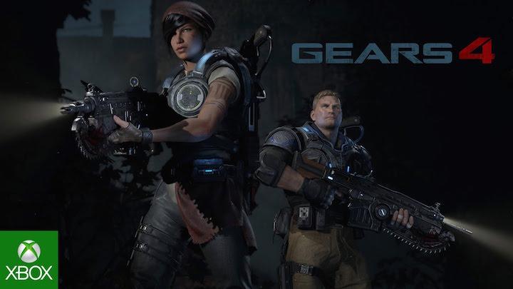 GoW最新作『Gears of War 4』発表、旧作リマスター『Ultimate Edition』のマルチプレイベータが本日開始