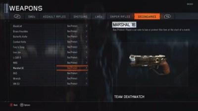 CoD:BO3:新武器5種が近日配信?近接武器やARなど