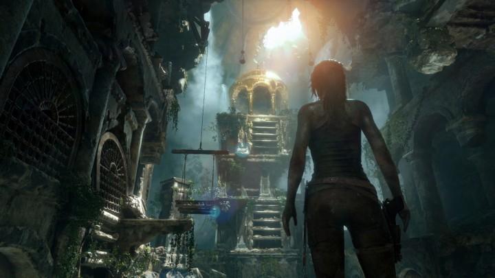 トゥームレイダー20周年記念版『Rise of the Tomb Raider: 20 Year Celebration』が10月11日発売、PS VRに対応(PS4)