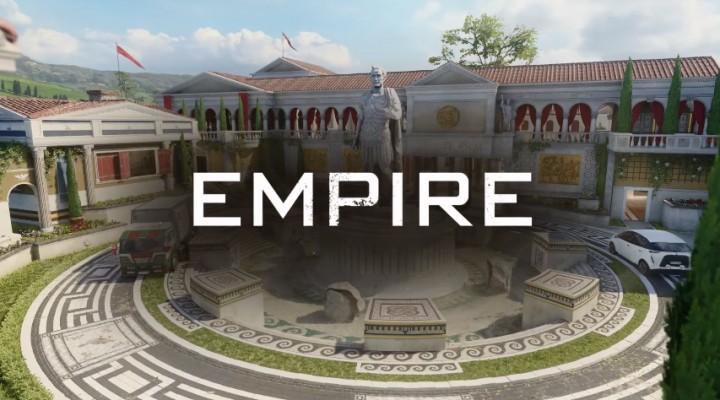 """CoD:BO3:第3弾DLC「Descent」に含まれるBO2""""Raid""""のリメイクマップ""""Empire""""のプレビュー映像"""