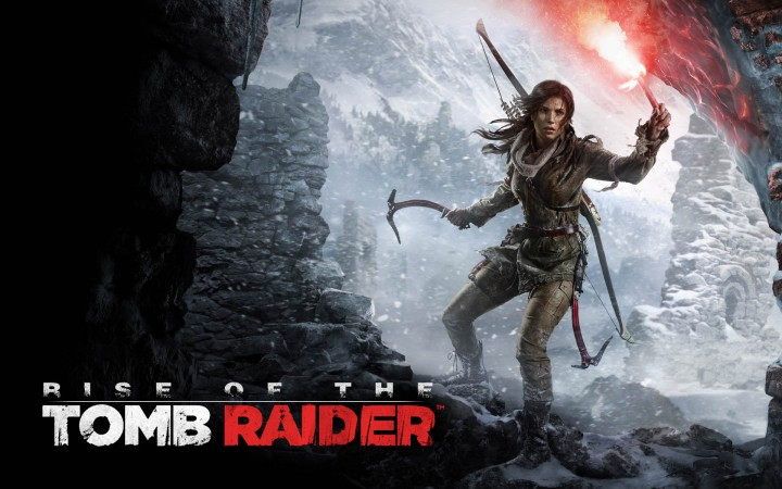 PS VR対応のPS4版『ライズ オブ ザ トゥームレイダー』正式発表、10月13日発売