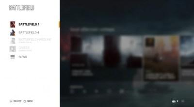 """『BF4』へBFシリーズを統合する""""新しいUI""""配信、新機能も搭載(PS4, X1)"""