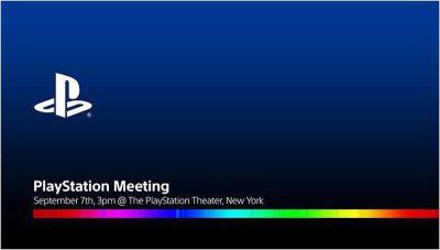 PlayStation Neoが9月8日に正式発表、関係者に招待状が届く