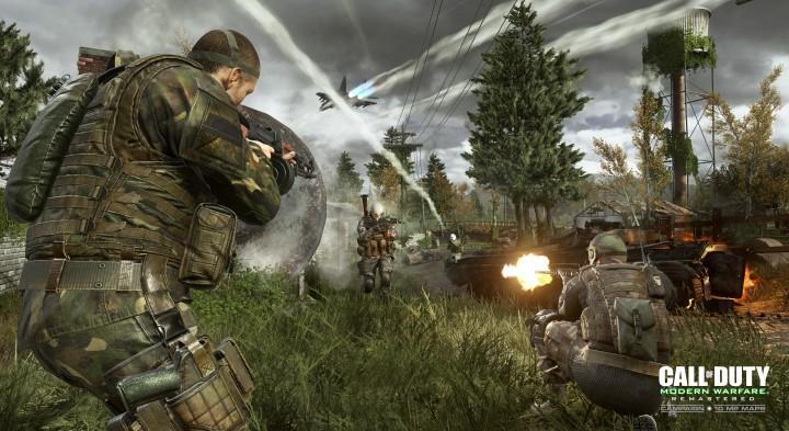 CoD:MWR:美しく生まれ変わったマルチプレイヤー映像が多数公開