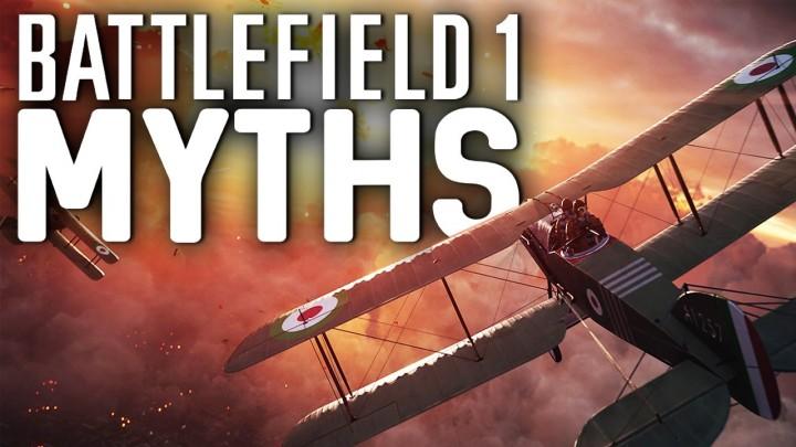 BF1:噂検証シリーズ第1弾 「戦闘機の上に馬は立つ?」「ドレッドノートに着艦できる?」など