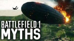 BF1:噂検証シリーズ第2弾 「注射器やリペアツールでキルできる?」「味方の迫撃砲を邪魔できる?」など