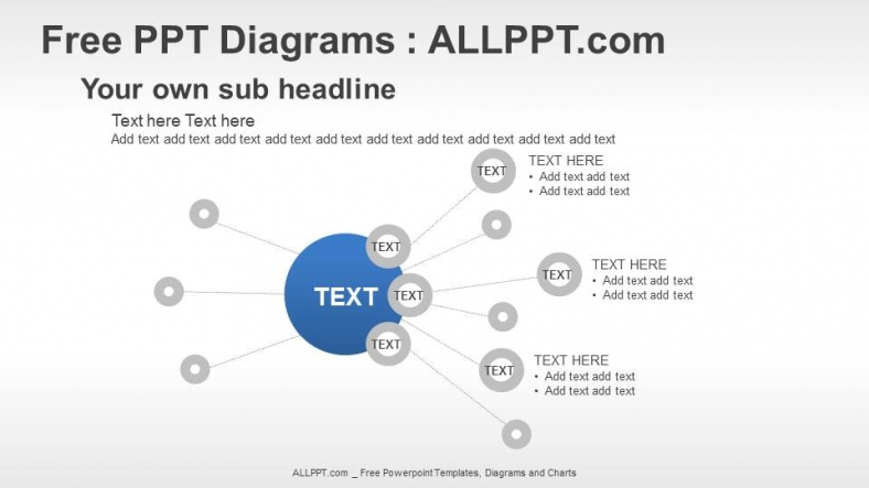 Mind Mapping Organization PPT Diagrams + Download Free + Daily Updates +