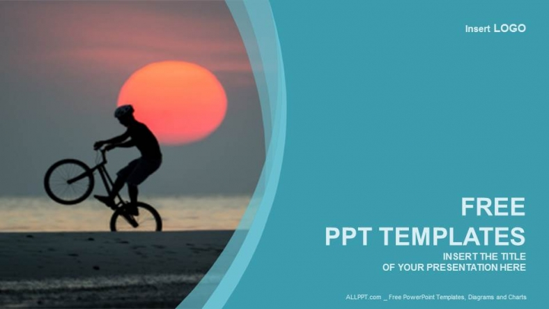Free Sports Powerpoint Templates Design