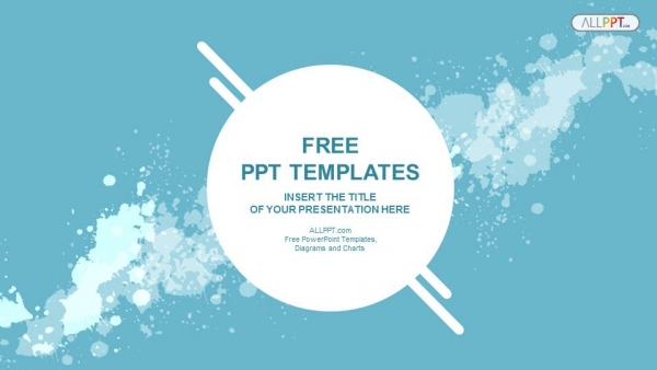 Free Abstract Powerpoint Templates Design - templates