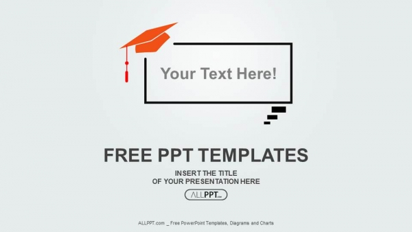 Free Education PowerPoint Templates Design - free powerpoint design templates