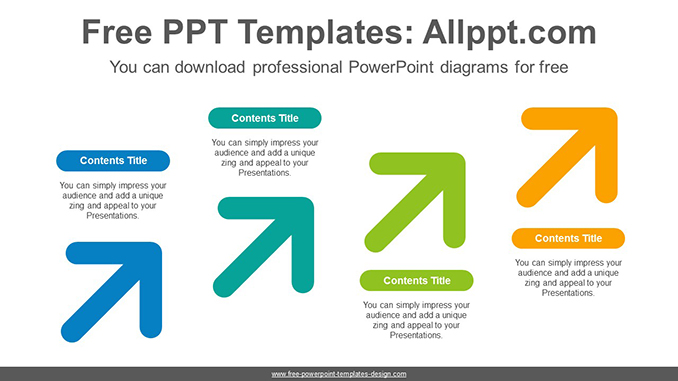 Step up arrow powerpoint diagram templateone step creative ballet step up arrow powerpoint diagram template toneelgroepblik Choice Image