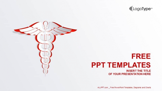 Medical Symbol PowerPoint Templates
