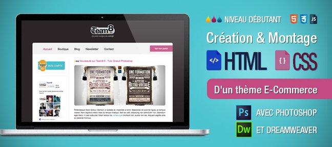 tuto creation site cv gratuit
