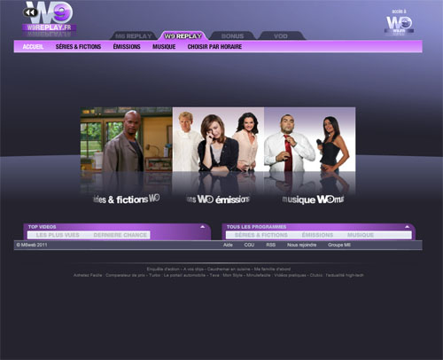 Arte Direct Pluzz Fr-replay.tv - W9 Replay - Revoir Les Programmes Tv De W9
