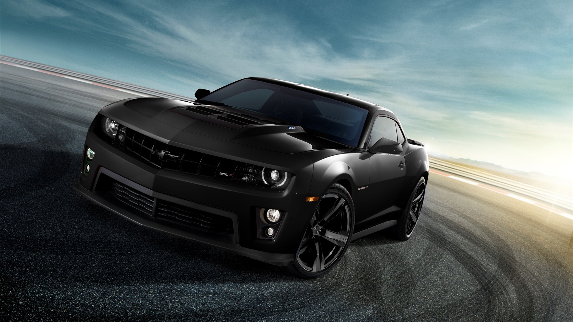 Camaro Zl1 Wallpaper Iphone Fonds D 233 Cran Chevrolet Camaro Zl1 Noir Auto 2560x1600 Hd