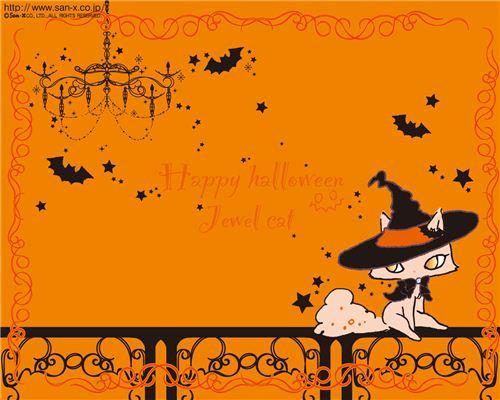 Fall In Love Again Wallpapers Fonds D 233 Cran Kawaii Gratuits Pour Halloween Modes Blog