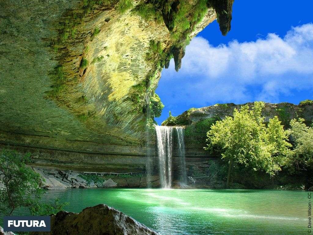 Havasu Falls Iphone 6 Wallpaper Fon D Ecran Ml41 Jornalagora