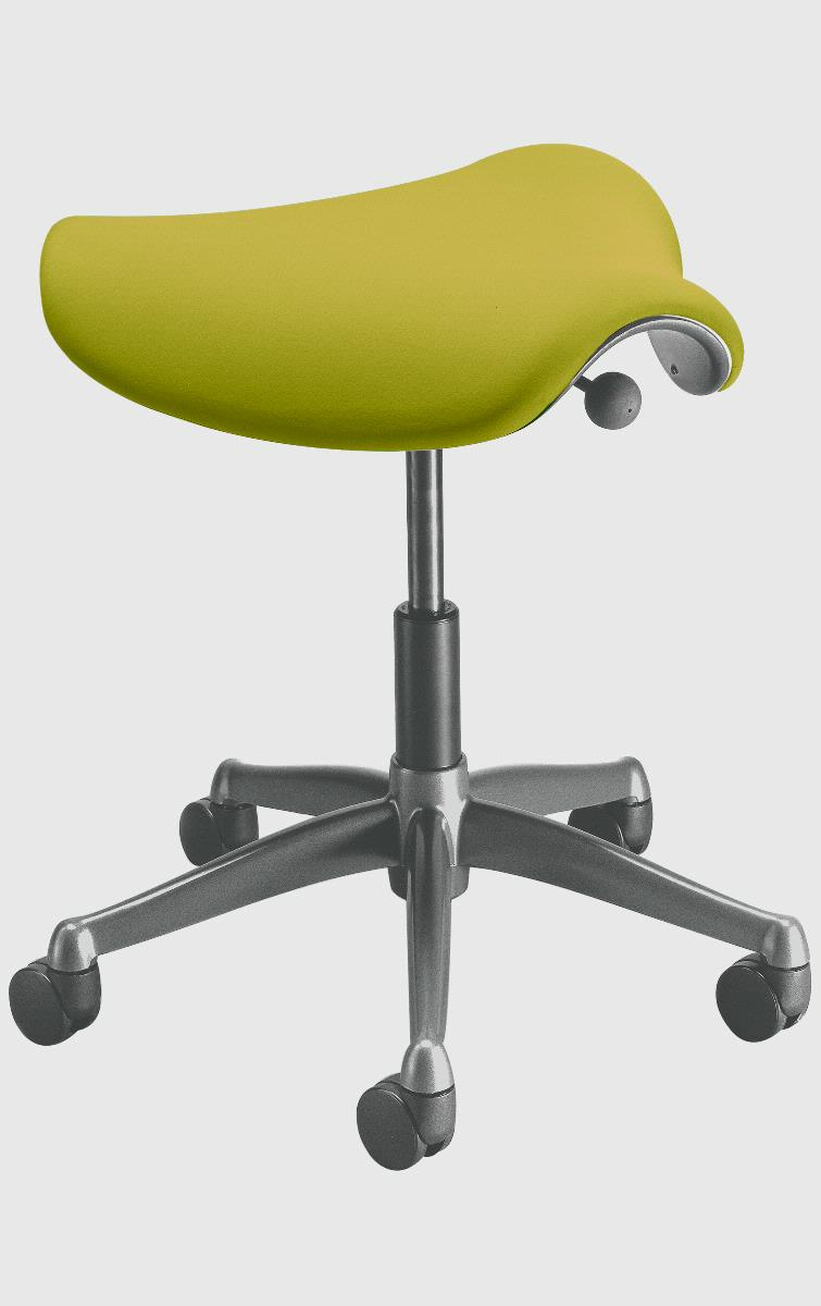 Tabouret Pour Bureau Saddle Stool Ergonomic Office Seat Humanscale