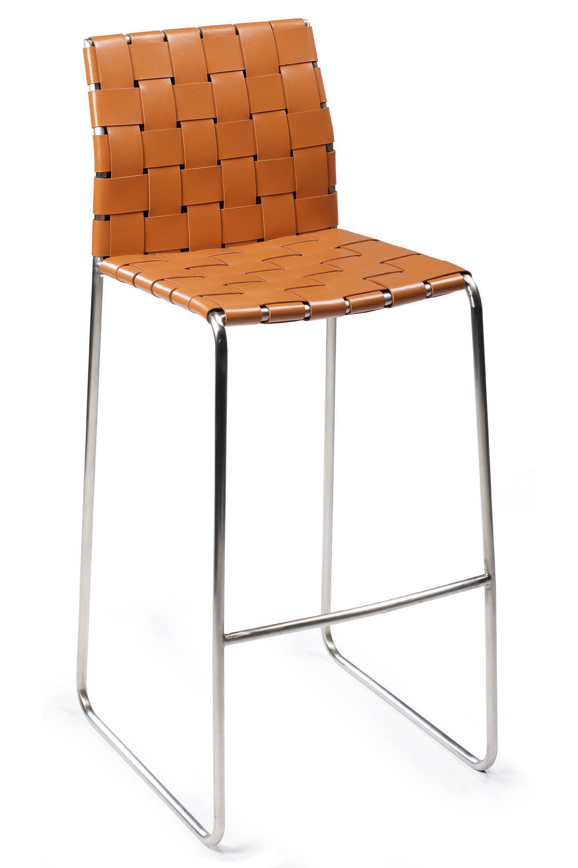 Lot De 2 Tabourets Style Scandinave Tabouret De Bar Orange Maison Design Wiblia