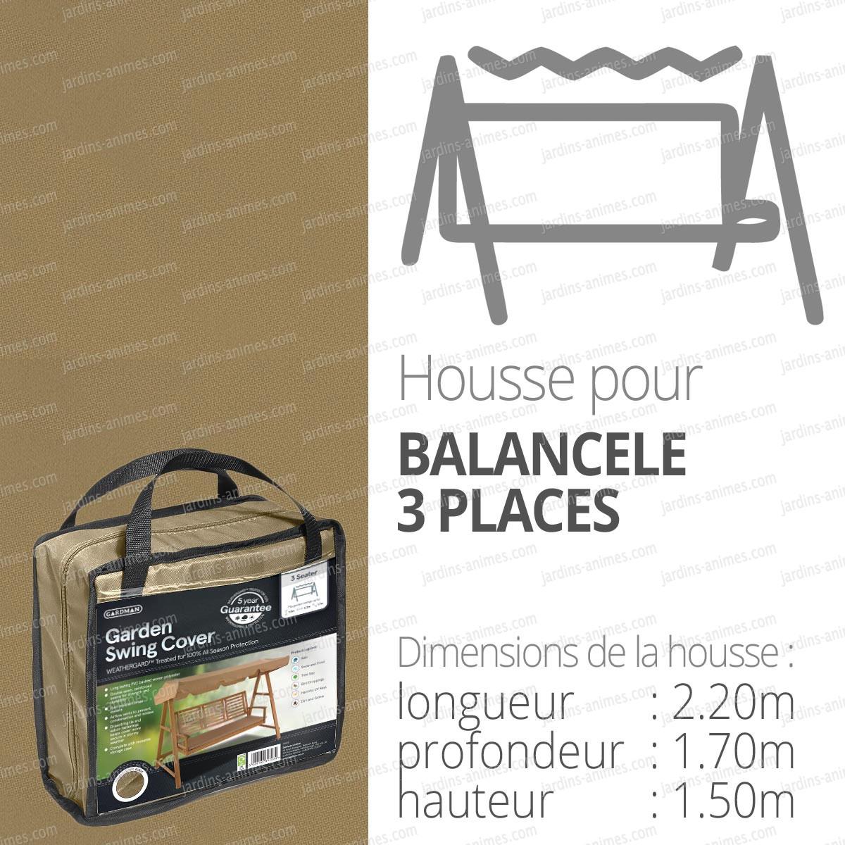 Bache Pour Balancelle 3 Places | Bache De Protection Pour Des .