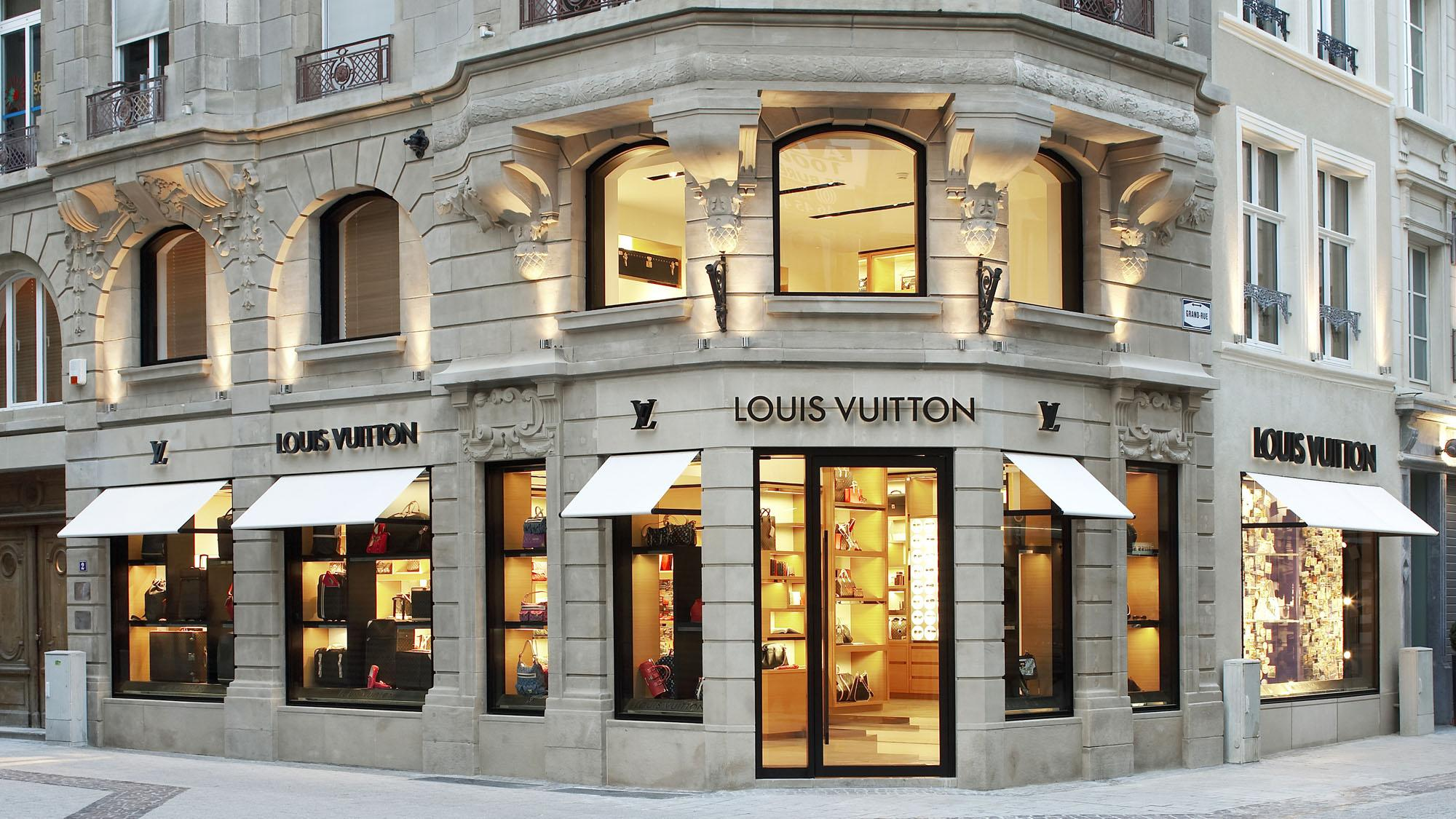 Ouverture Magasin Luxembourg Magasin Louis Vuitton Luxembourg Luxembourg Louis Vuitton