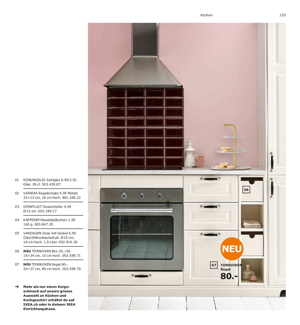 Regal Küche 15 Cm Catalogue Ikea 24 8 2018 30 6 2019 Rabatt Kompass Ch